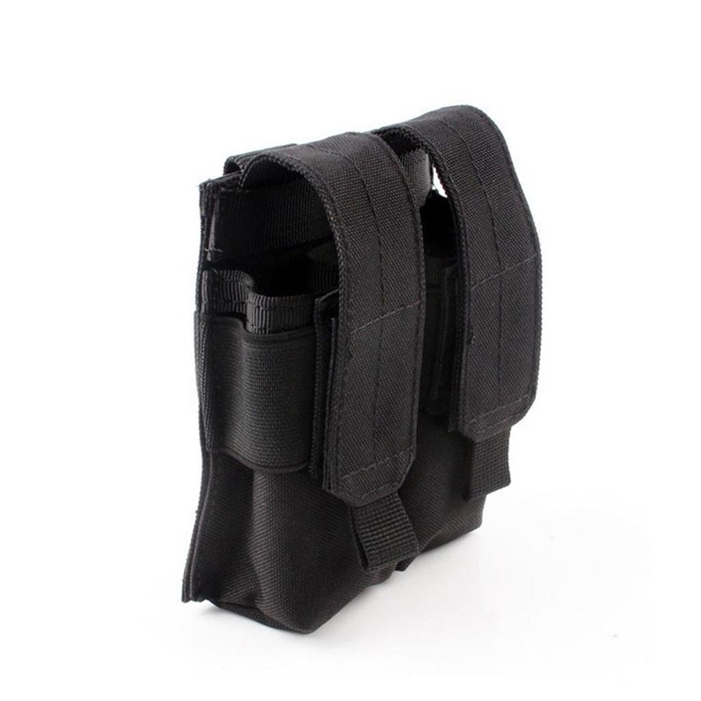 MOLLE cinto tático militar revista bolsa bolsa de cartucho Clip ... f2901c90eaf