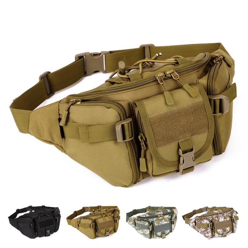 Details about  /Tactical Military Crossbody Shoulder Bag Molle Waist Fanny Pack Utility Belt Bag