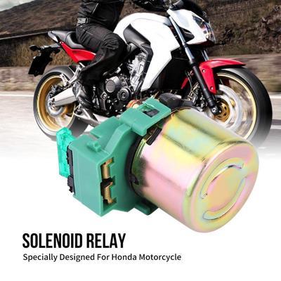 Motocycle Starter Relay Solenoid for Honda  VT600/CB400F/NT650/NX250/XL600/VF750/GB500