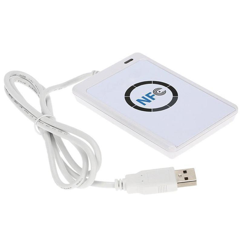 Card reader zonsin acr122u NFC reader writer 13 56mhz RFID RFID copier  duplicator contactless smart reader w