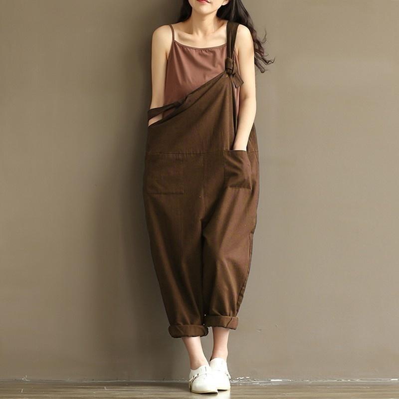 Royaume-Uni Femme Jumpsuit Floral Holiday vintage barboteuse Plus Taille Combinaison Pantalon Long