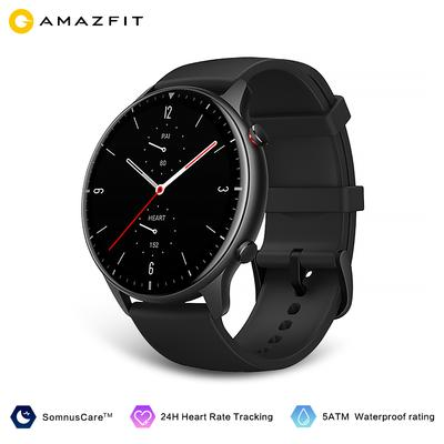 New Global Amazfit GTR 2 Smartwatch 14 Days Battery Life Alexa Built-in Time Control Sleep Monitoring Smart Watch For Android iOS Phone