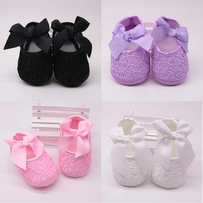 Newborn Baby Girls Soft Shoes Soft