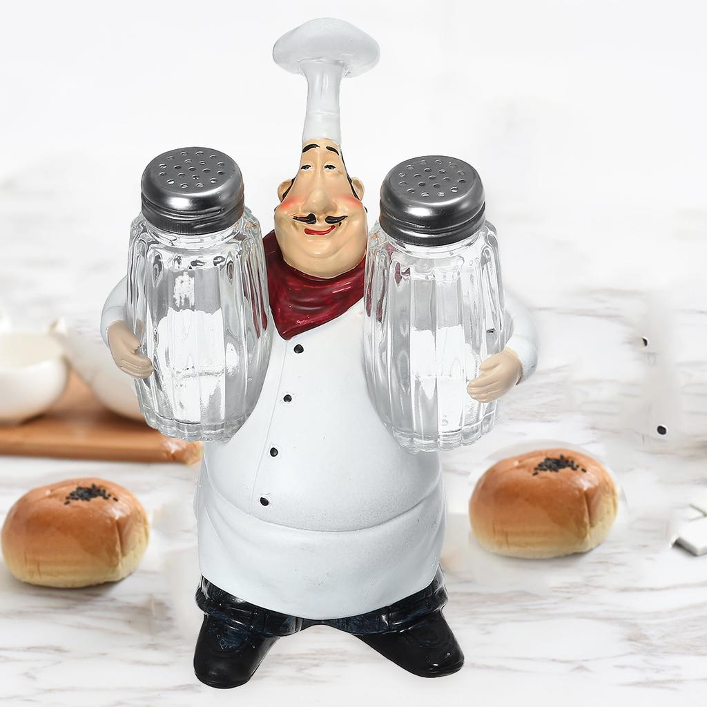 Resin Restaurant Home Bakery Decor French Chef Figurine Sault Caster Kitchen Statue Cake Shop Crafts Decoration Ornament Buy From 12 On Joom E Commerce Platform