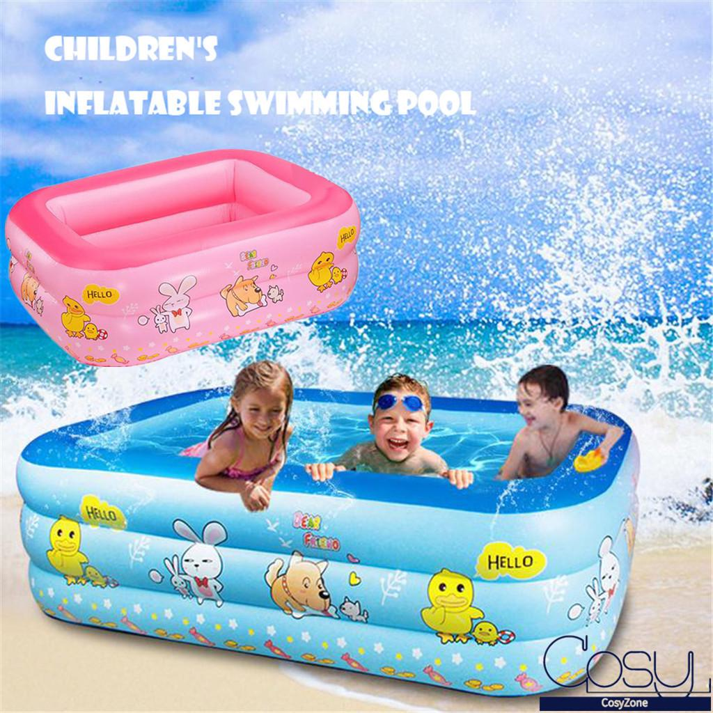 Lotus Children S Inflatable Pool Home Baby Swimming Pool Inflatable Swimming Pool Buy At A Low Prices On Joom E Commerce Platform