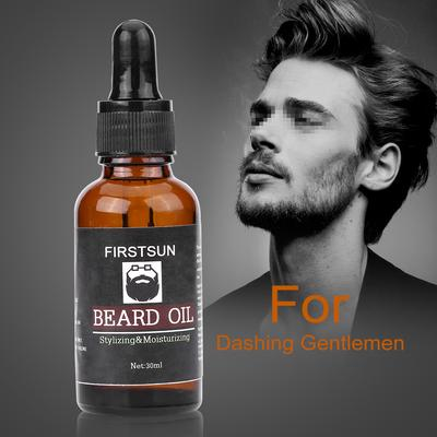 30ml Firstsun Men Beard Moisturizing Nurishing Lotion Moustache Moisturizer  Conditioner Oil
