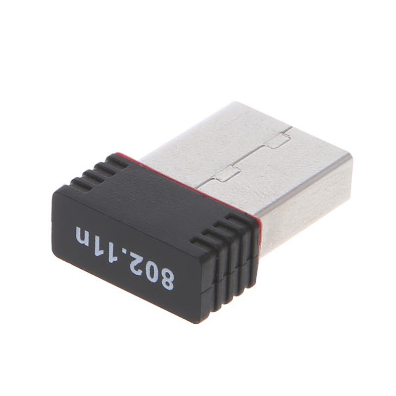 2.4GHz Ralink RT5370 150Mbps Wireless LAN Adapter Networking Card 802.11 b//g//n