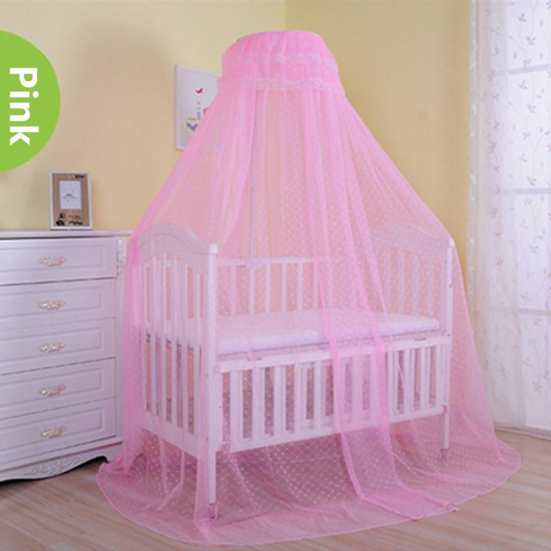 Insect Mosquito Net Cradle Safe Bed Netting fr Baby Toddler Crib Bed Cot Nursery