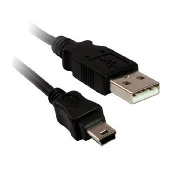 NEW 5 FT USB 2.0 A to mini B 5 pin data cable PSP