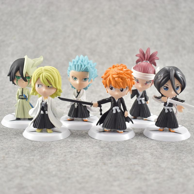 Anime BLEACH Kurosaki ichigo PVC Action Figure Collectible Figurine Toy Gift