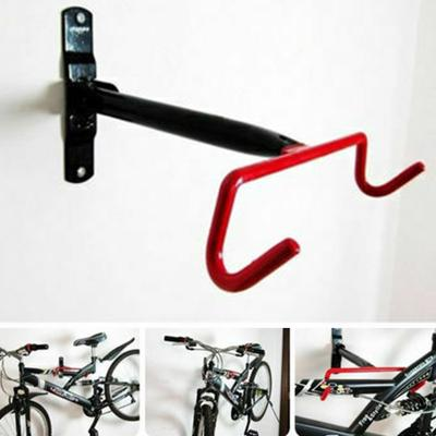 1pc Bike Wall Mount Storage Holder Metal Stand Pedal Hanger for Bike