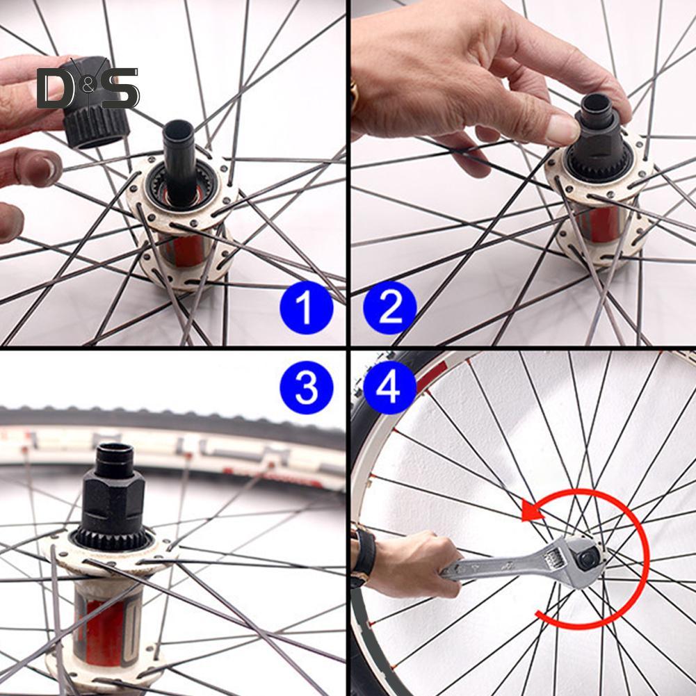 DT Swiss Bike Ratchet Rear Hub Lock Ring Nut Removal Installation Tool Efficient