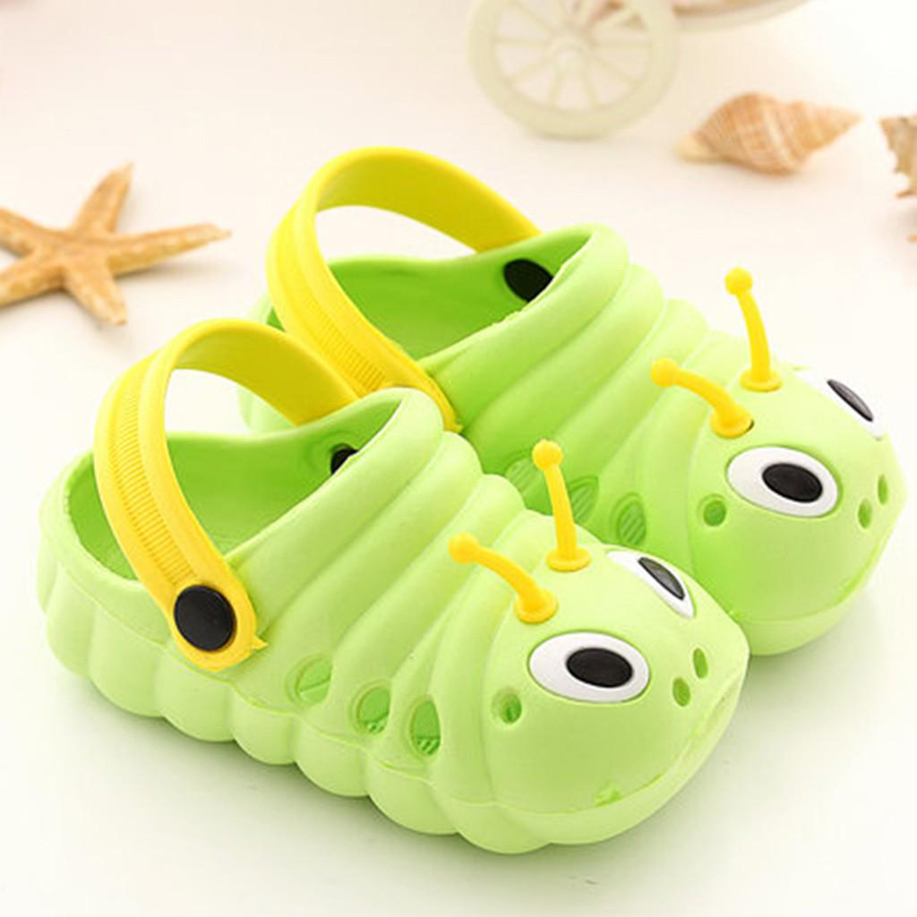 Boys Slippers Kids Shoes Toddler Leather Insole Size UK3-7 Made in EU Helicopter
