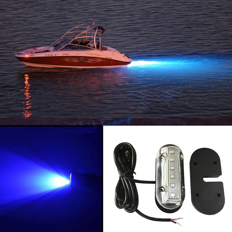 Pactrade Marine Boat Pontoon Navigation Red Green S.S Light Plastic Base
