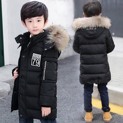Fashion Boys Winter Jackets Children's Wear Jackets Children's Coats Baby Boy Clothes Cotton Coats