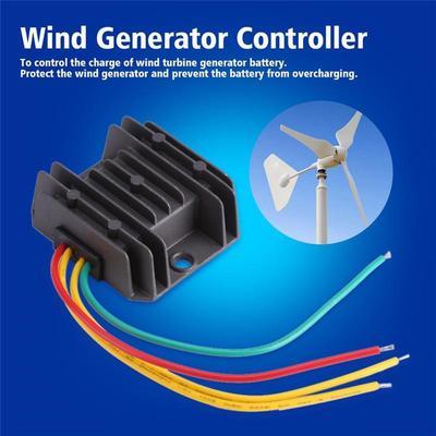 12V 300W Durable Wind Turbine Generator Charging Controller Regulator