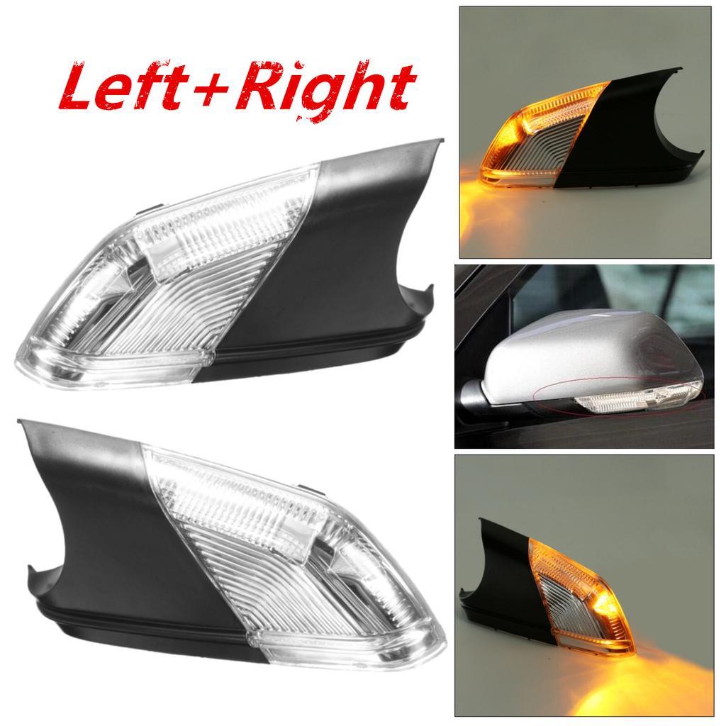 MIRROR BLINKER LIGHT FOR VW POLO 2005-2010 LEFT PASSENGER SIDE