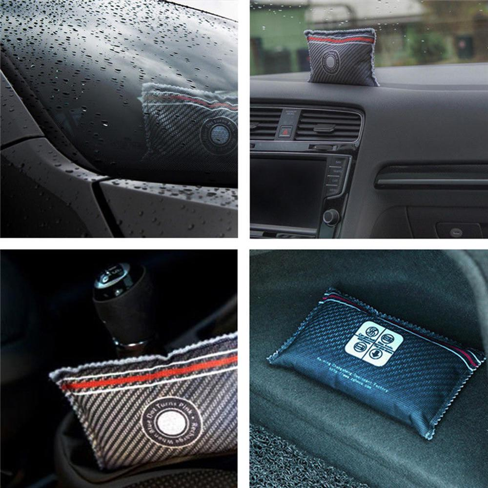 Car Vehicle Dehumidifier Reusable Bag Moisture Trap Water Sucker For Nissan