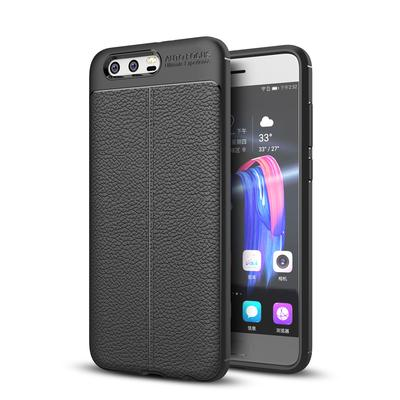 Litchi Pattern Case For Huawei Mate 10 Honor 6X 9 P10 P9 2016 P8 Lite 2017