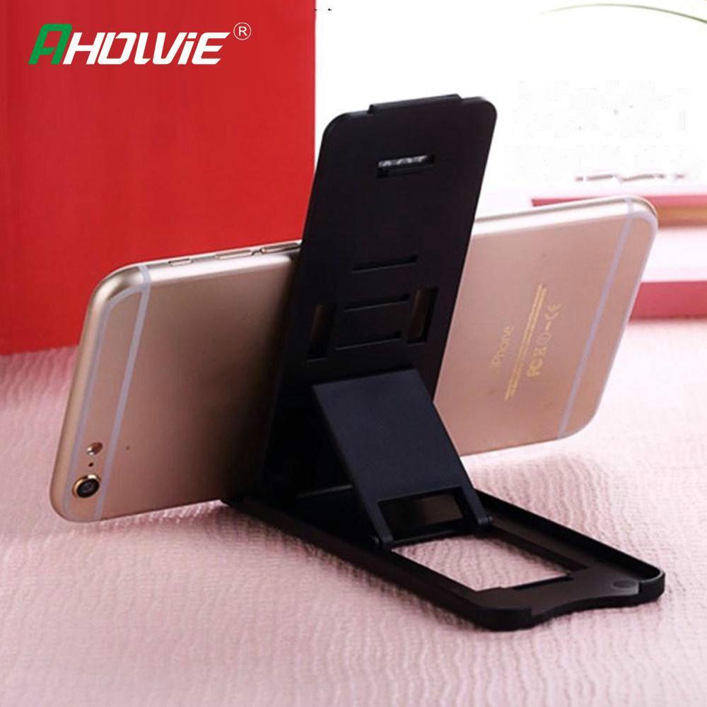 Универсальный Складной Стол сотовый телефон поддержки Пластиковый держатель настольного стенда для вашего телефона Смартфон и планшетный телефон держатель автомобиля