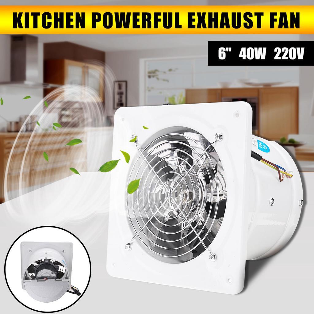 Buy 20 Inch 20V 20W Duct Booster Vent Fan Extractor Exhaust Fan ...