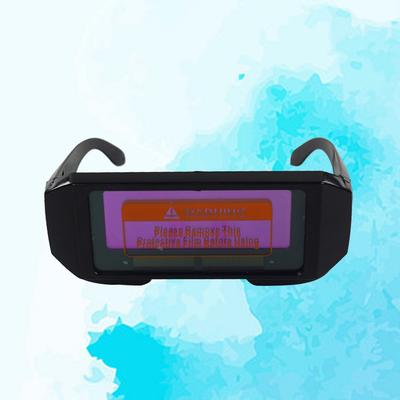 714e7bb3 1 Pc Welding Goggle Solar Powered Auto Darkening Welder Helmet Goggle  Glasses Goggle Helmet Glasses