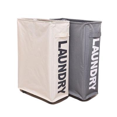 Linge Bin sac Panier linge laver lavage Jouet Stockage Solide Pliable
