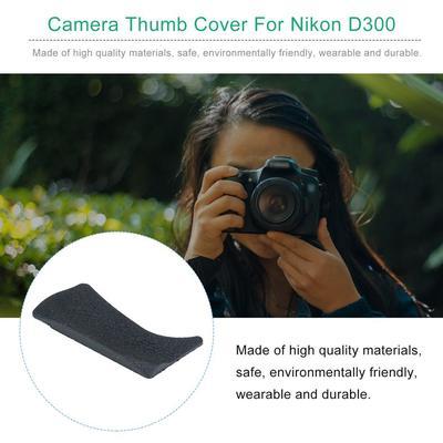 Back//Rear Grip Rubber Cover Repair Part Replacement for Nikon D90 D 90 Digital Camera