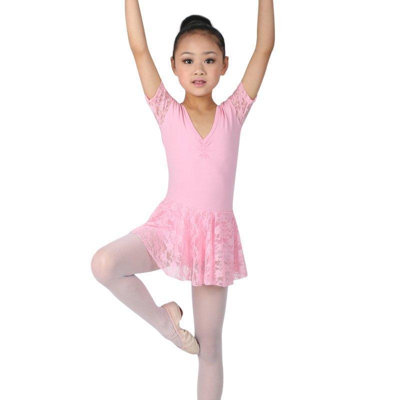 8Y 4 niños leotardo Ballet Danza vestido tutúes de la muchacha del ...