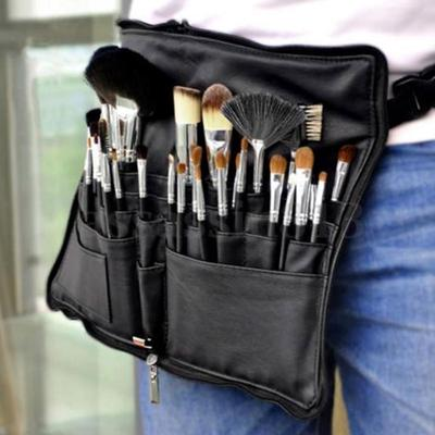 Makeup Brush Artist Belt Strap Pvc Make
