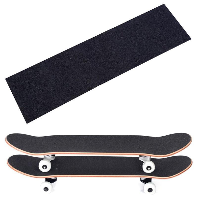 84 x wasserdicht Schleifpapier Aufkleber Sandpapier Skateboard Griptape