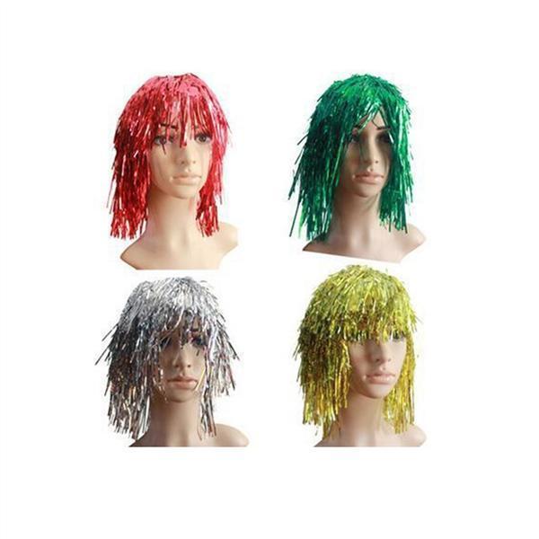Tinsel Punk Rock Wig
