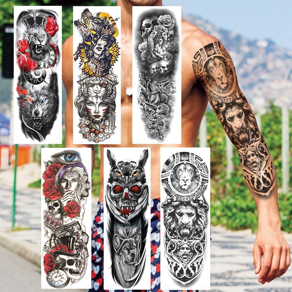 Männer arm löwe tattoos documents.openideo.com :