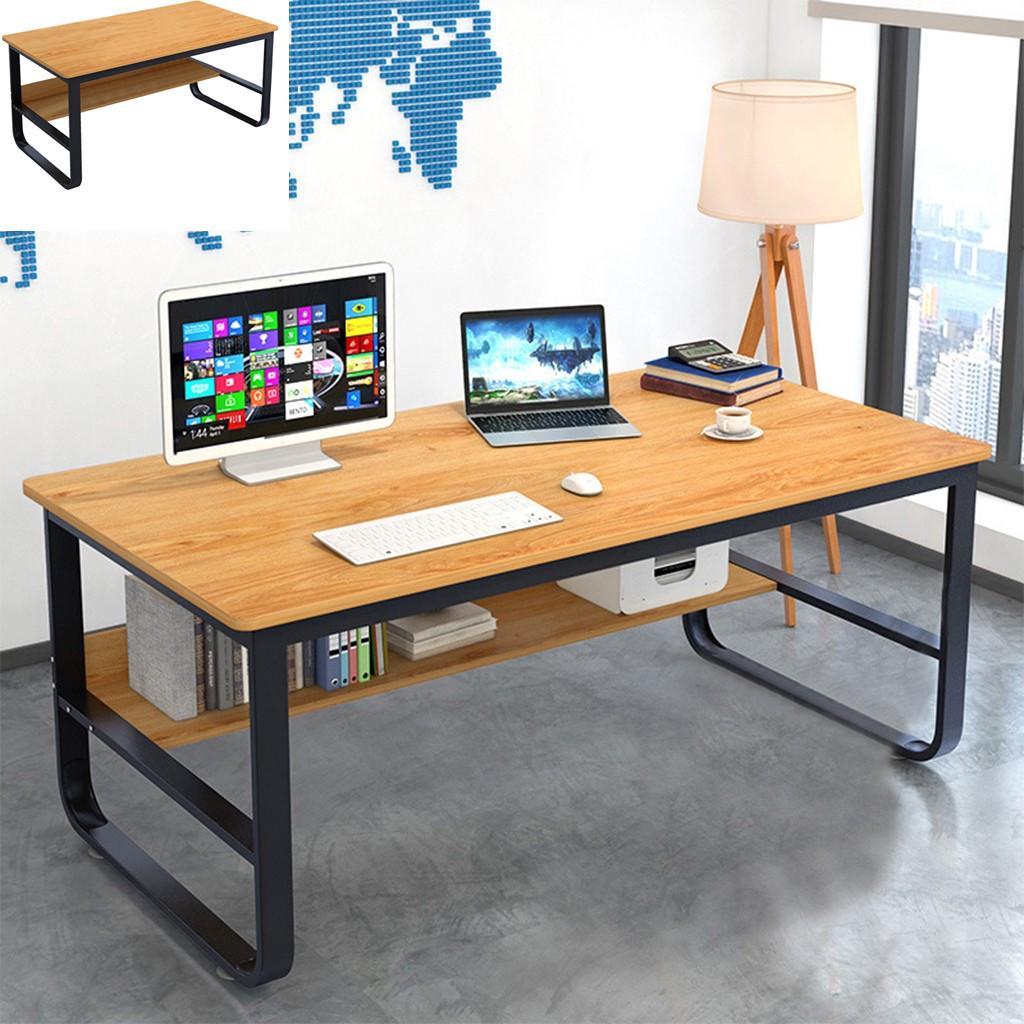 Desktop Home Simple Desk Simple Desk Computer Desk 31.5×19.7Inch