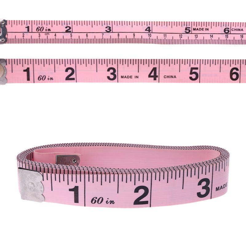 "Body//Clothes Tailoring Tape Measurement  Inches and Centimeters 60/"" Long"