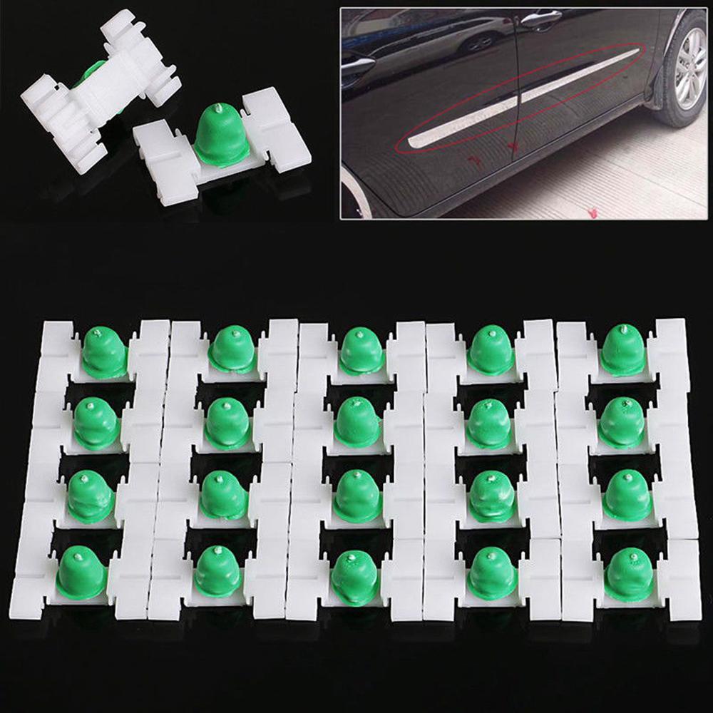 US 20Pcs Door Fender Moulding Trim Clips For BMW 3-Series E36 E46 51131960054