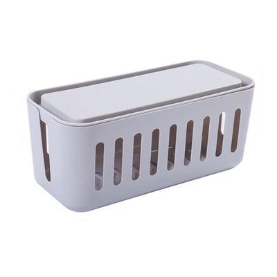 Strip Cover Cable Organizer Box