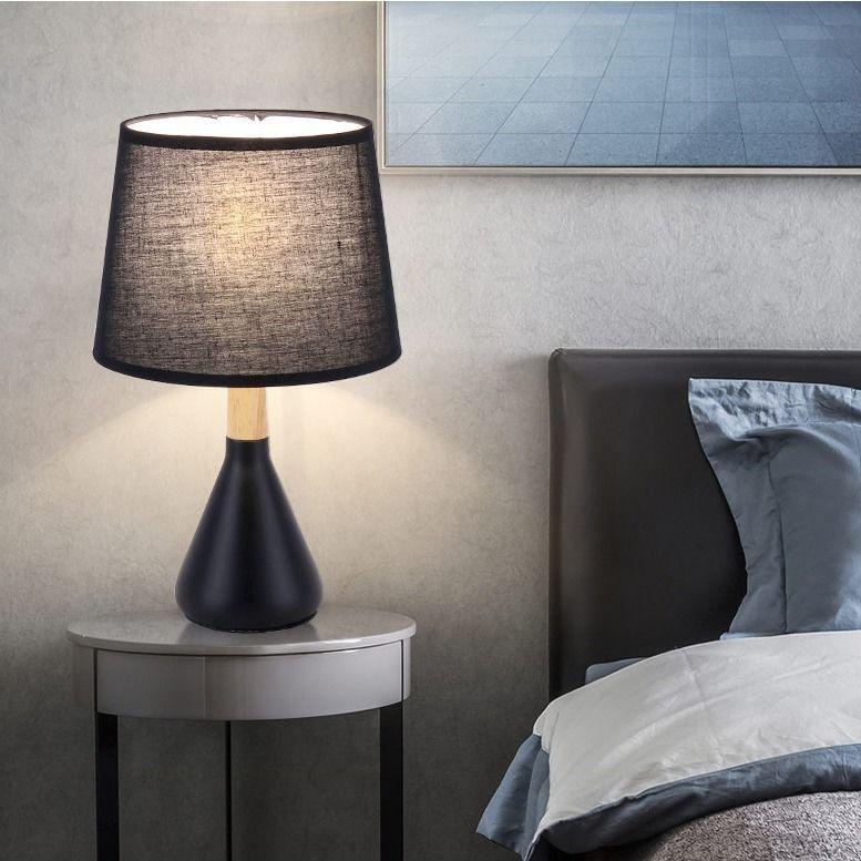Led Desk Lamp With E27 Bulb Modern, Table Lamps For Living Room