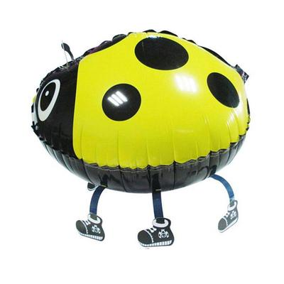 Home & Garden Event & Party Good 2pcs Beetle Walking Balloon Animal Aluminum Foil Cartoon Cute Kids Toys Air Walkers Party Supplies Balloons