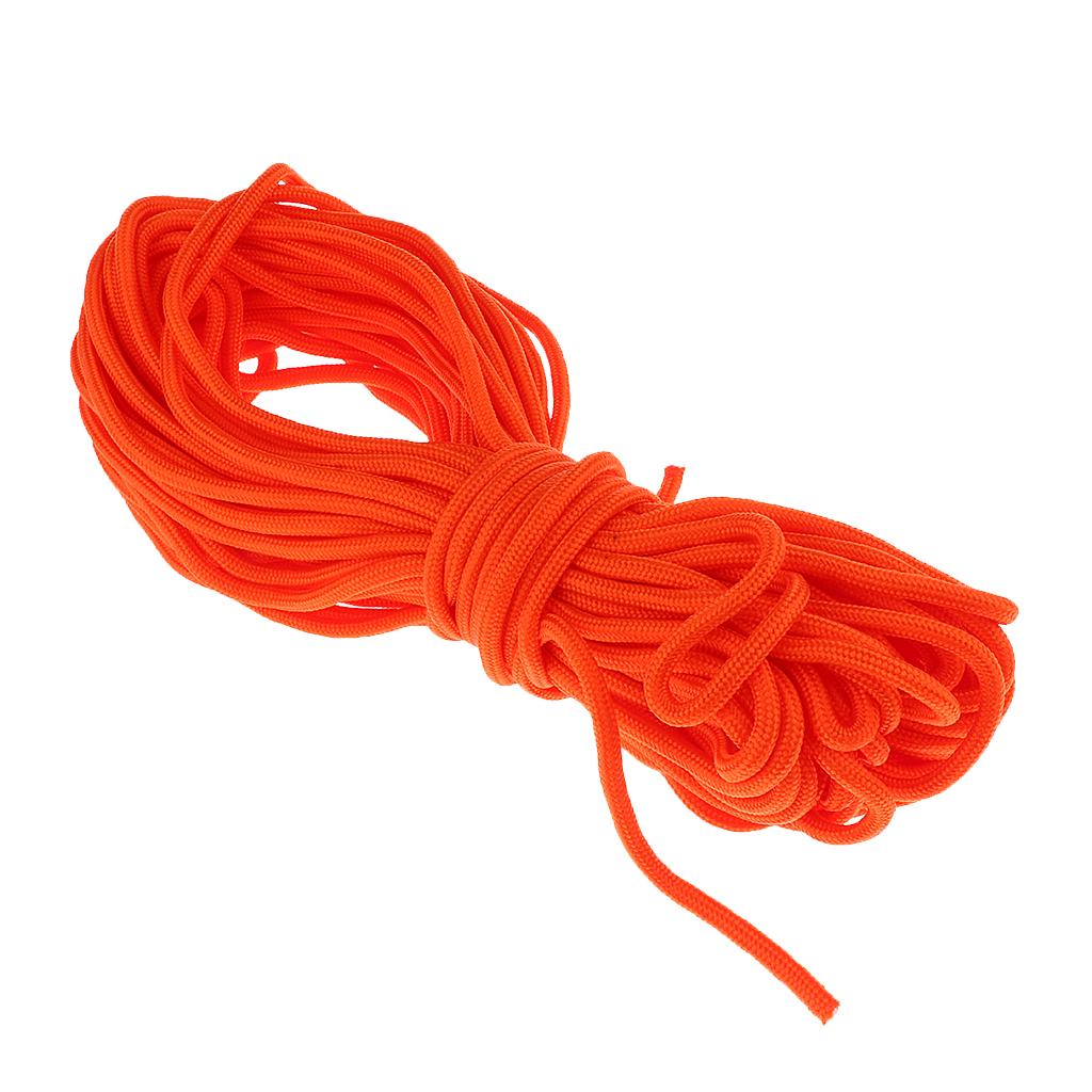 30m Reflective Floating Water Life Saving Rope Float Line Diving Snorkeling