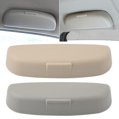 165f1d892b Gafas de sol caso coche titular jaula almacenamiento caja cruze enfoque  clásico fox para toyota para