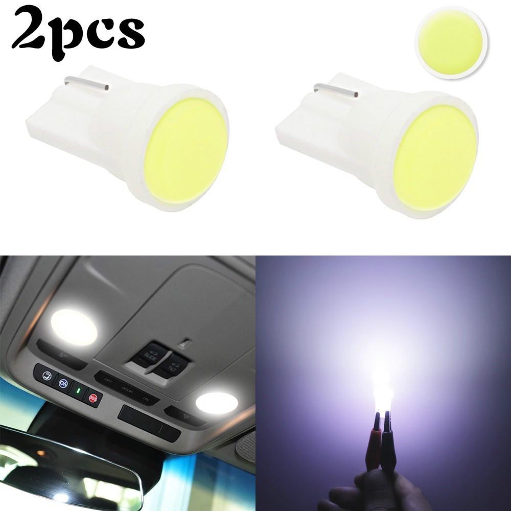 2PCS T10 501 W5W 18 LED 360° Bulbs 3014 SMD Car Interior Lights Side Light