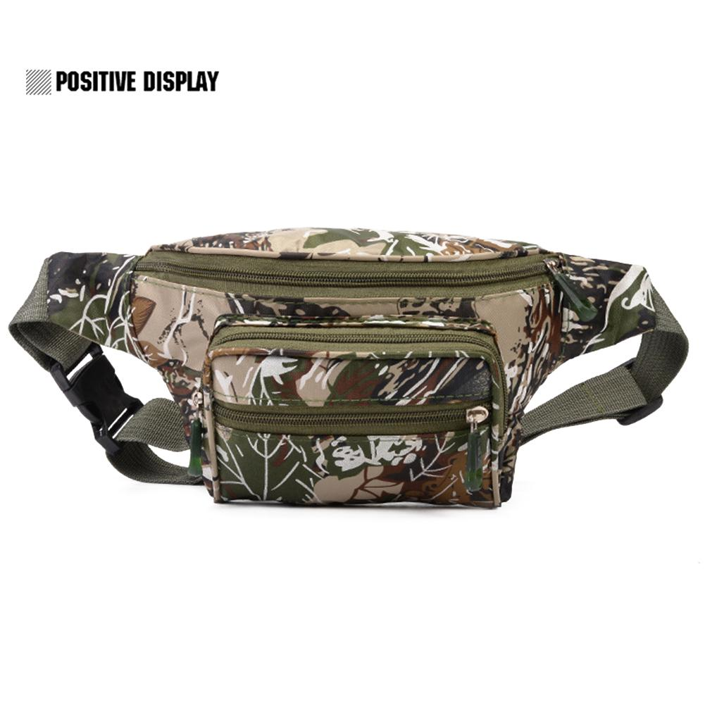 Camo Style Fanny Pack