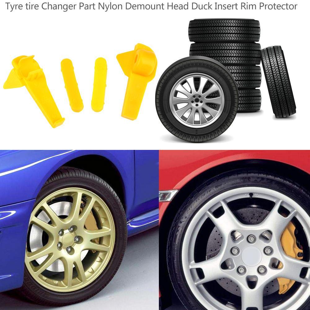 Car Tyre Mount Tool 20pcs Tyre Changer Mount Demount Head Duck Insert Rim Protector