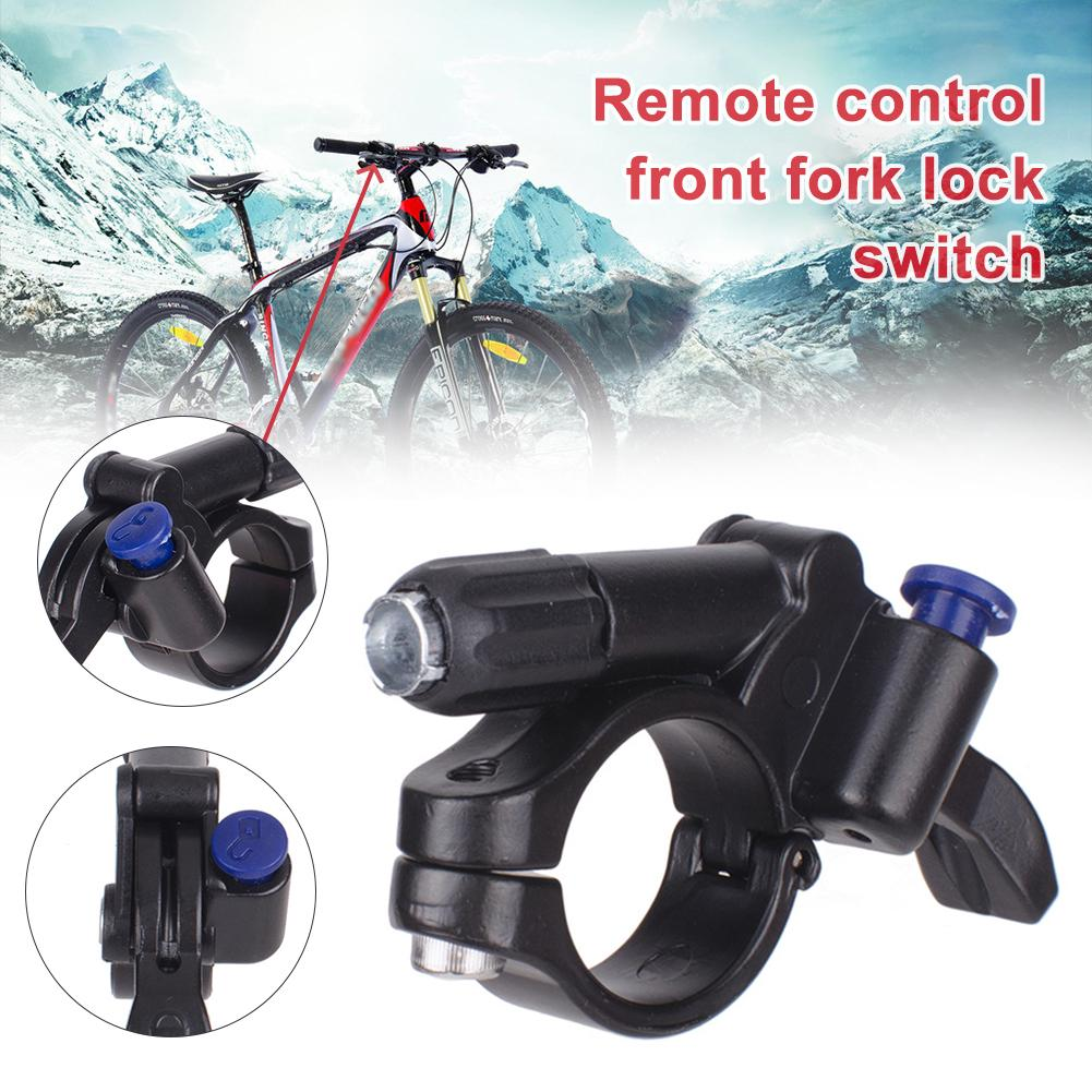 Bike Bicycle Front Fork Repair parts Accessories Remote Lockout control lever