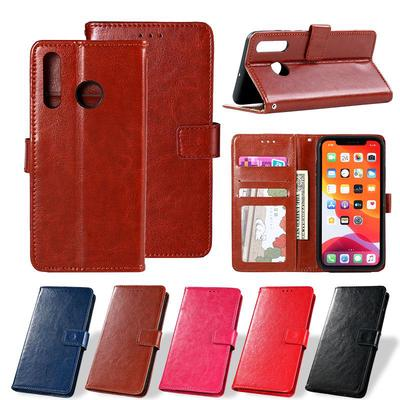 Flip Leather Case For Huawei Honor 8X 8A 8C 7A 7C Huawei Honor 10 Lite Mate 30 Cover Card Holster Kickstand Bag