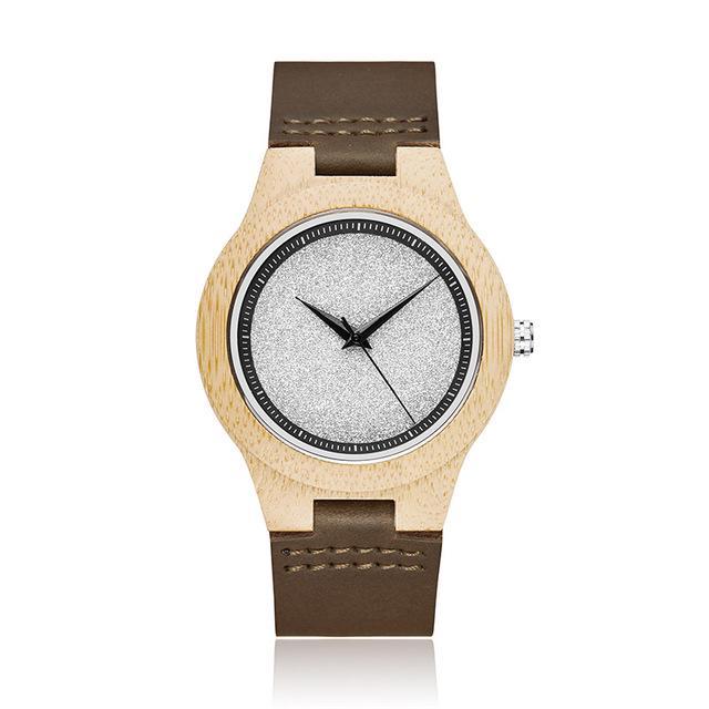 3dfd4ddc1394 Moda reloj de madera hombres relojes minimalista madera Original ...