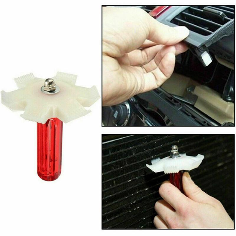 Air Conditioner Fin Repair Comb Cooler Condenser Compact Refrigeration Tool
