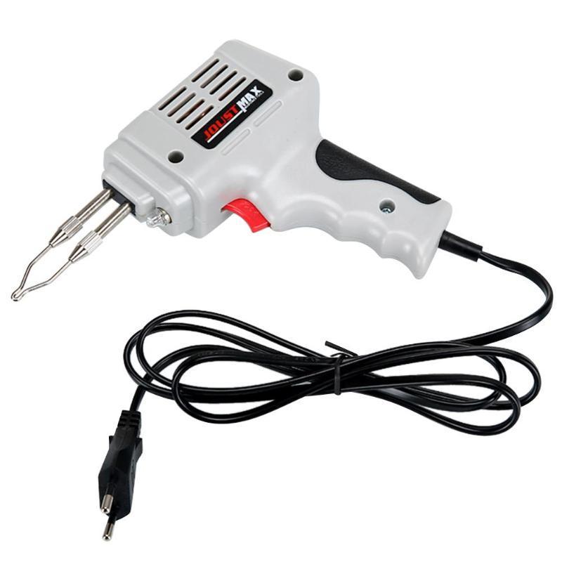 Automatic Send Tin Gun Electric Soldering Iron Tweezers Wires Welding Solders UK
