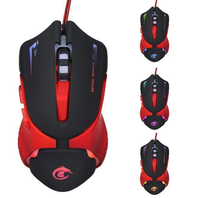 Fashion Vogue Led 6d Optical Usb Wired 3200 Dpi Pro Gaming Mouse For Laptop Pc Game Buy At A Low Prices On Joom E Commerce Platform